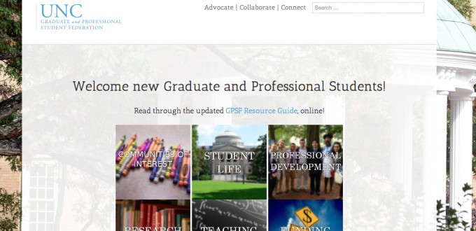 Graduate & Professional Student Federation